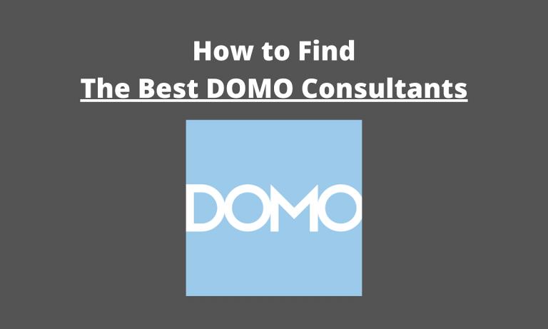 Best DOMO Consultants